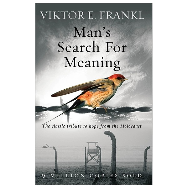man's search for meaning : the classic tribute to hope from the holocaust -- paperbackpap