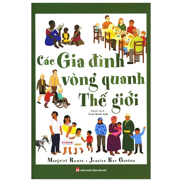 cac gia dinh vong quanh the gioi