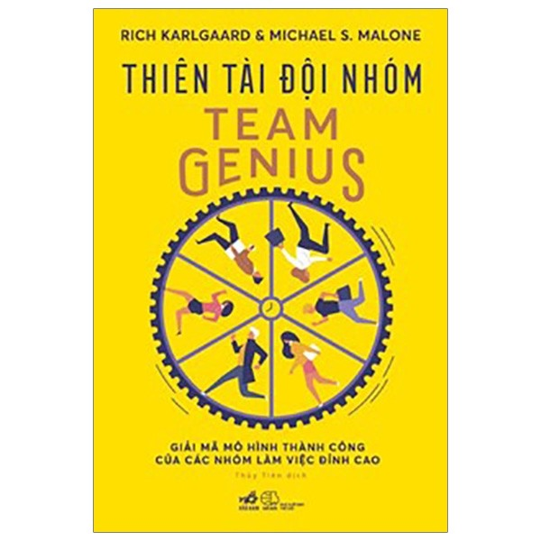 thien tai doi nhom - team genius
