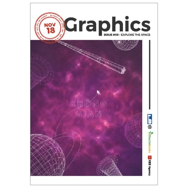 graphic - issue #5 - explore the space