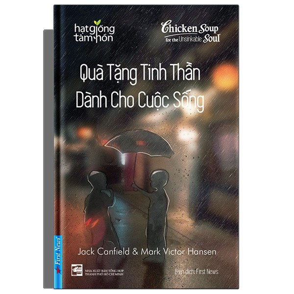 chicken soup for the recovering soul - qua tang tinh than danh cho cuoc song