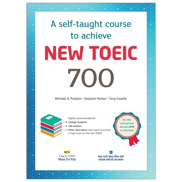 a self-taught course to achieve new toeic 700
