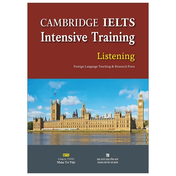 Cambridge Ielts Intensive Training - Listening (CD) (2018)