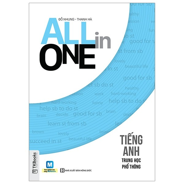 all in one - tieng anh trung hoc pho thong