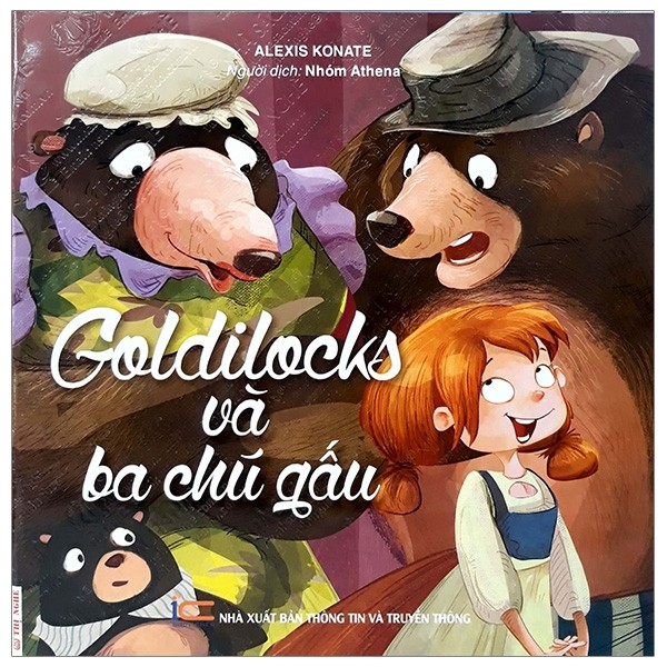 goldilocks va ba chu gau