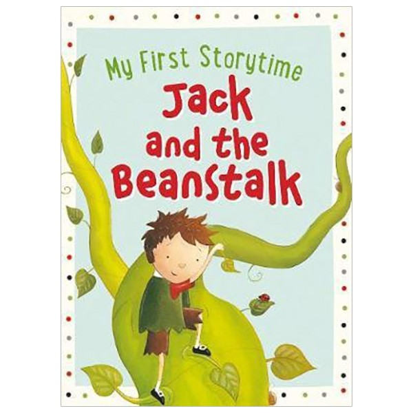 my first storytime: jack and the beanstalk
