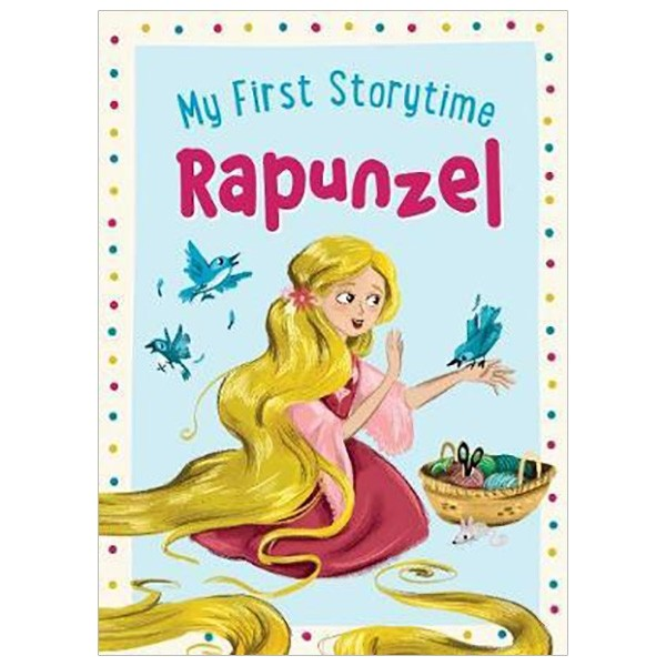 my first storytime: rapunzel