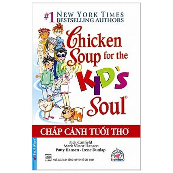 chicken soup for the kid's soul - chap canh tuoi tho