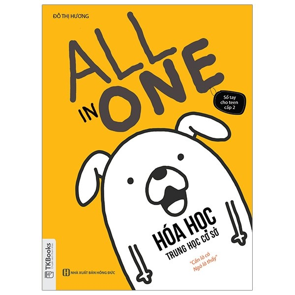 all in one - hoa hoc trung hoc co so