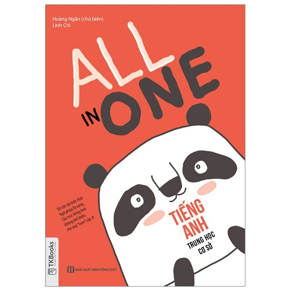 all in one - tieng anh trung hoc co so
