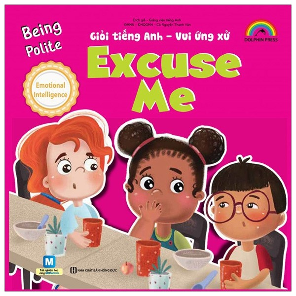 gioi tieng anh - vui ung xu - being polite - excuse me