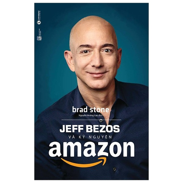 jeff bezos va ky nguyen amazon (tai ban 2019)