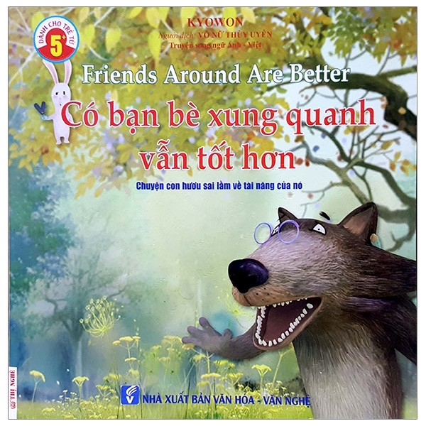 truyen song ngu anh viet - co ban be xung quanh van tot hon - friends around are better