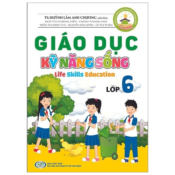 giao duc ky nang song - lop 6