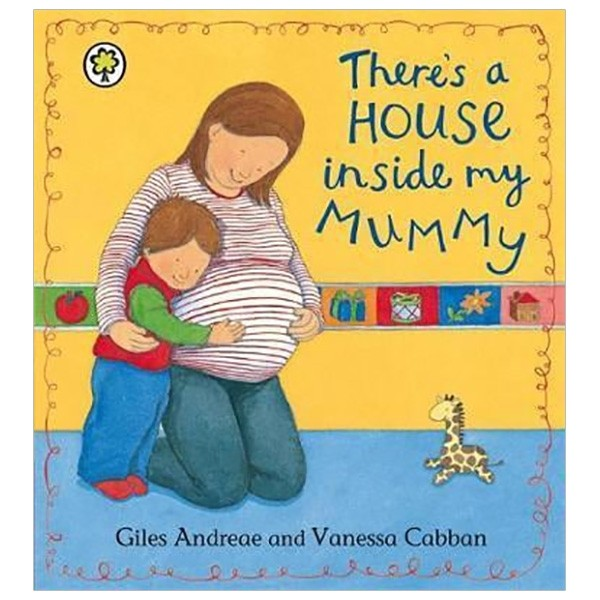 there`s a house inside my mummy