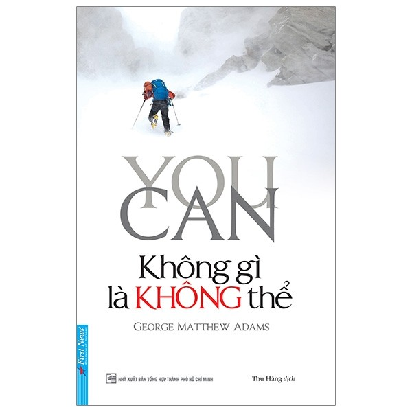 you can - khong gi la khong the (tai ban 2019)