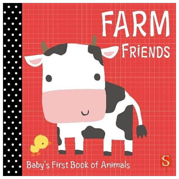 baby's first - farm friends