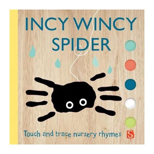 touch and trace incy wincy spider