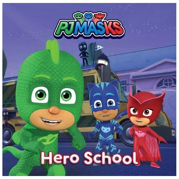 pj masks hero school storyboard
