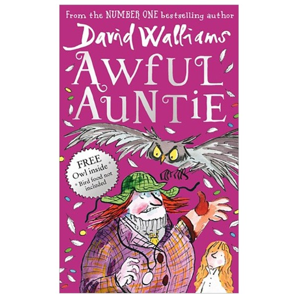awful auntie paperback