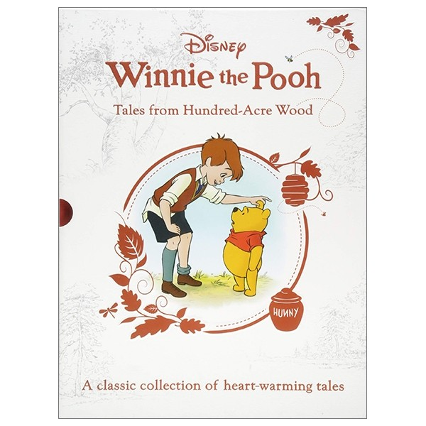 disney - winnie the pooh: tales from hundred-acre wood (deluxe treasury 196 2 disney)
