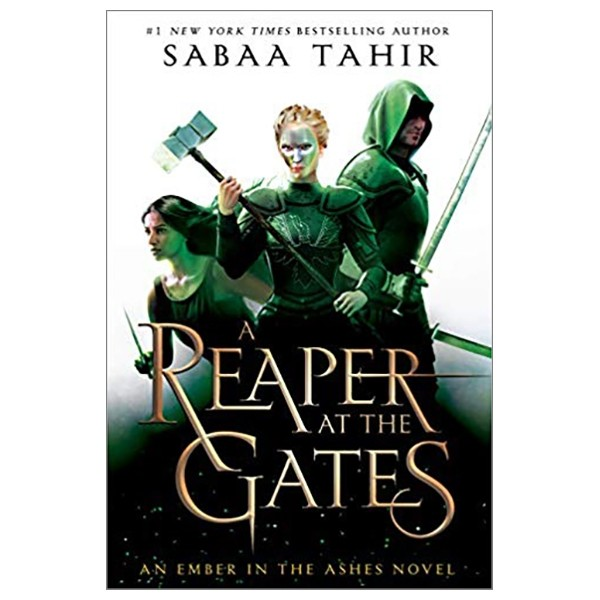 an ember in the ashes 3 - a reaper at the gates