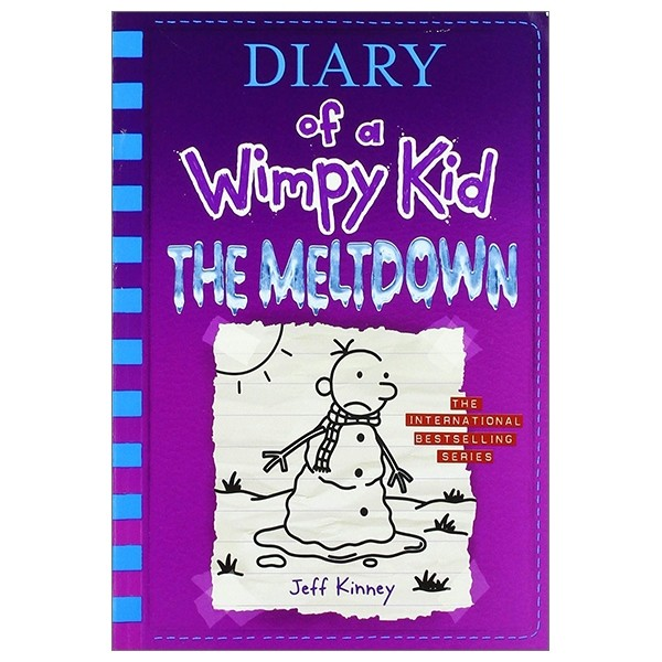 meltdown -diary of a wimpy kid 13