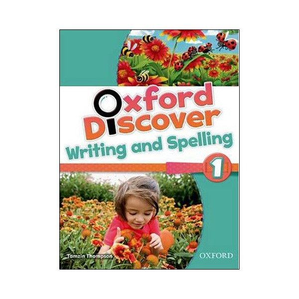 Oxford Discover 1 Writing and Spelling