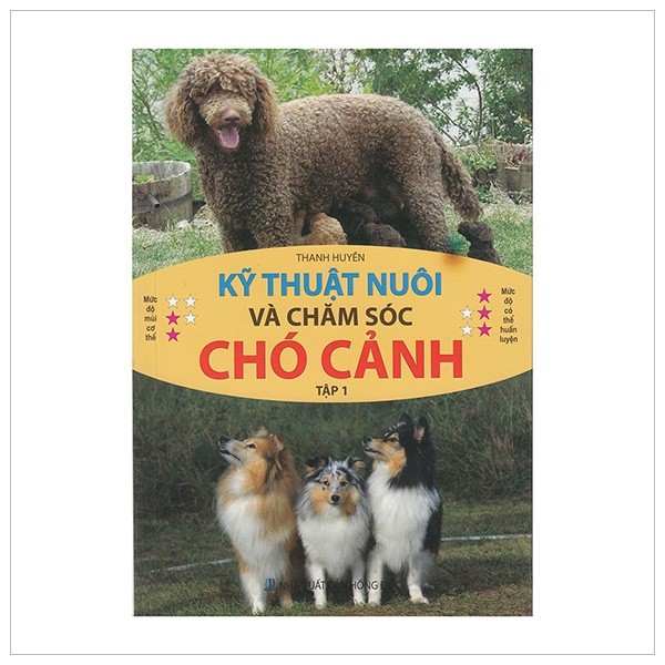 ky thuat nuoi va cham soc cho canh - tap 1