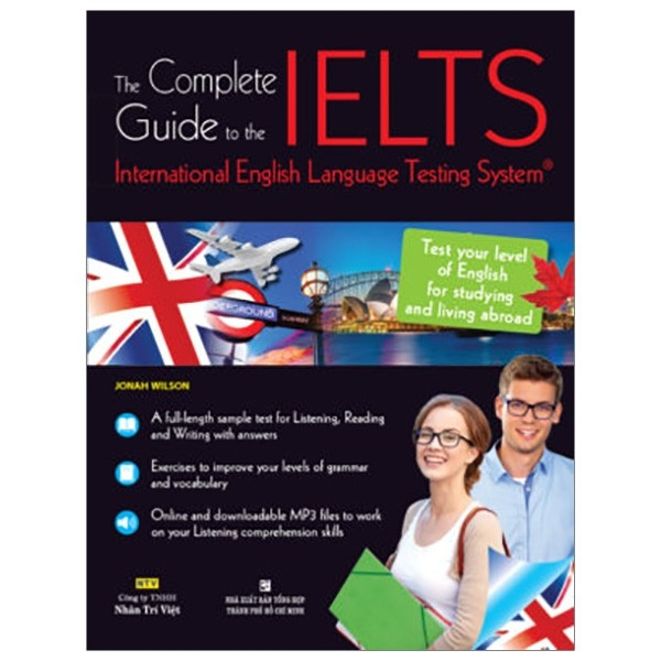 the complete guide to the ielts (kem cd)