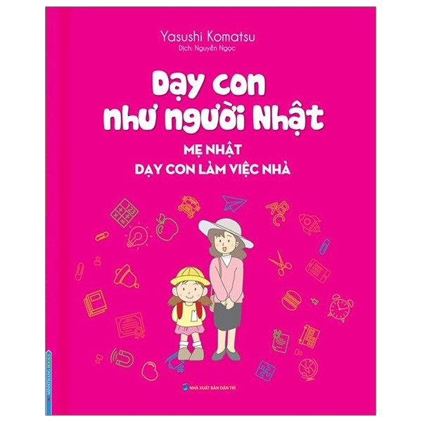 day con nhu nguoi nhat - me nhat day con lam viec nha