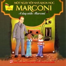 tu sach gap go danh nhan - a day with marconi (song ngu)