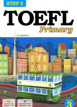 toefl primary book 3 - step 2 (kem cd)