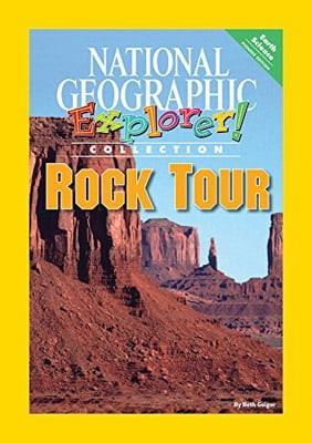 explorer books (pioneer science: earth science): rock tour