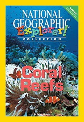 explorer books (pioneer science: habitats): coral reefs