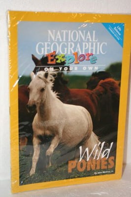 explore on your own life science pioneer wild ponies