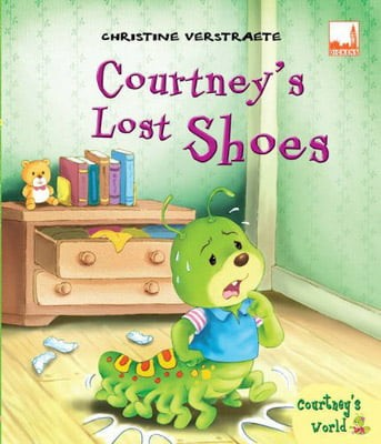 courtney's lost shoe