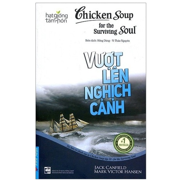 chicken soup for the soul (tap 18) - vuot len nghich canh