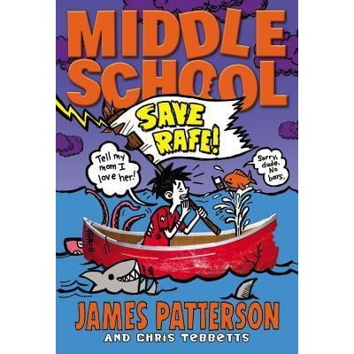 Middle School #6: Save Rafe!