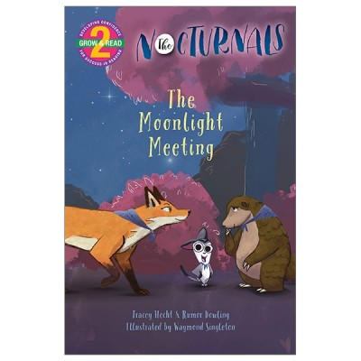 The Moonlight Meeting: The Nocturnals (Grow & Read Early Reader, Level 2)
