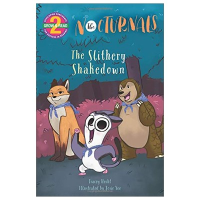 The Slithery Shakedown: The Nocturnals (Grow & Read Early Reader, Level 2)