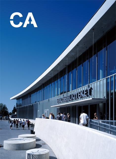 CA (Contemporary Architecture) No.1