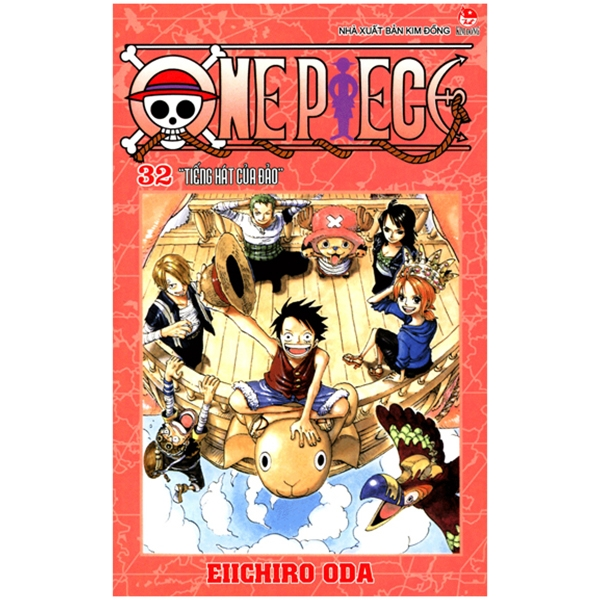 One Piece (Tập 32)
