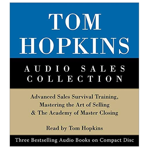 Tom Hopkins Audio Sales Collection