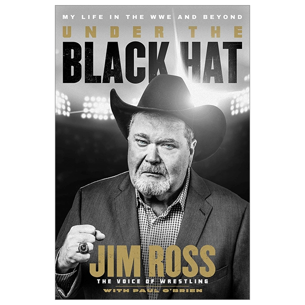Under The Black Hat: My Life In The WWE And Beyond