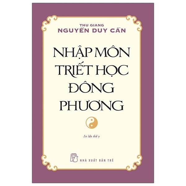 Nhập Môn Triết Học Đông Phương