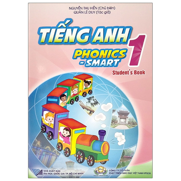 Tiếng Anh – Phonics Smart 1 – Student's Book