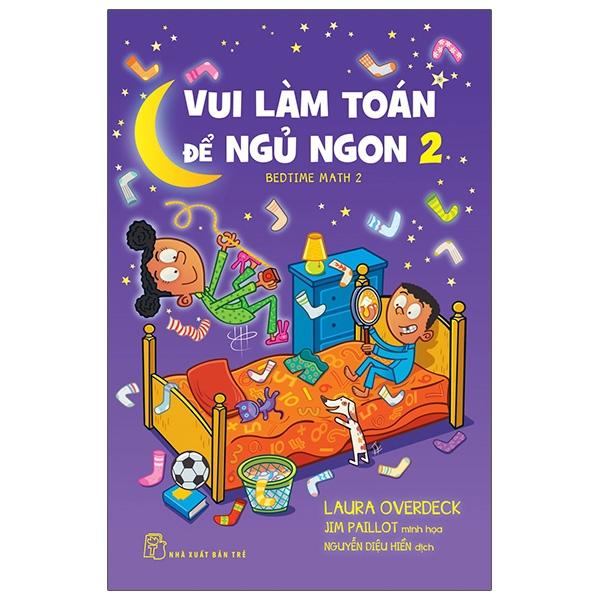 Vui Làm Toán Để Ngủ Ngon 02 – Bedtime Math 2
