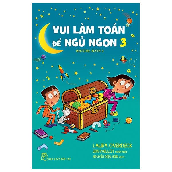Vui Làm Toán Để Ngủ Ngon 03 – Bedtime Math 3