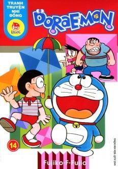 Truyện Tranh Nhi Đồng - Doraemon (Tập 14)